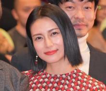 柴咲コウ、岩合光昭氏の初監督作で注文「俳優の演技も見てください」