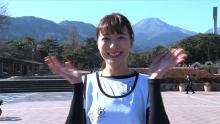 人気お天気キャスター・阿部華也子「走るのは苦手なのですが・・・」