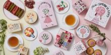 春ギフトにおすすめ♩アフタヌーンティー・ティールーム春限定「Sweets&Tea Gift」が華やか♡