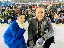 音尾琢真&福地桃子、『さっぽろ雪まつり』で『なつぞら』PR