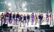 EXILE、88万人動員ドームツアーに幕 『LDH PERFECT YEAR 2020』を予告