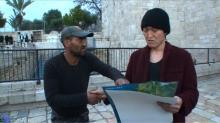 """千原ジュニア、""""お腹ゆるゆる""""の危機 イスラエルで日本人探し"""