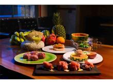 一夜限りのフルーツコースを堪能!果物づくしのイベント開催
