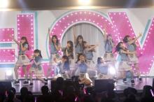 =LOVEが念願の初コンサート 4月に5thシングル&初ツアー決定