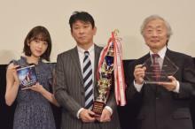 「第11回日本ブルーレイ大賞」グランプリは『グレイテスト・ショーマン』 安室奈美恵は準グランプリ