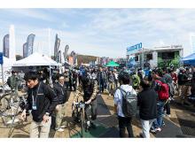 試乗車台数500台以上!スポーツサイクルフェスティバル開催