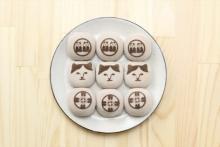 ねこ好きさんに朗報!ヴィレヴァンオンラインに「猫の日」に合わせたほっこり和菓子&グッズが勢ぞろい♩