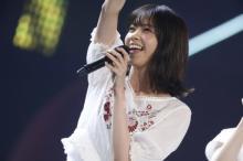 乃木坂46 西野七瀬サプライズ登場に大歓声 7周年記念ライブ開幕