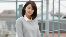 山崎紘菜『平成物語』第2弾で連続ドラマ初主演「絶対この役をやりたかった」