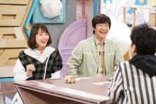 吉岡里帆、コント番組初出演 NHK『LIFE!』でムロツヨシや中川大志を翻ろう