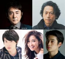 神木隆之介、福山雅治の部下に 4月期日曜劇場『集団左遷!!』追加キャスト決定