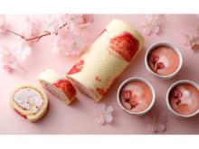 春爛漫!桜風味のスイーツ&ブレッドが期間限定で登場