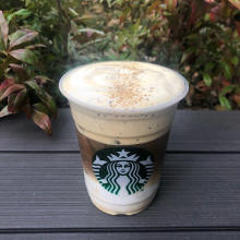 スタバ新作ラテはふわふわのムースフォームで贅沢感♡コーヒー好きさんは見逃せないお味でした!