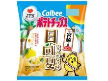 """さっぱりジューシー!宮崎の""""日向夏""""がポテチになって登場"""