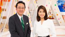 明石家さんまがフジテレビ開局60周年記念で22年ぶりに『めざましテレビ』出演