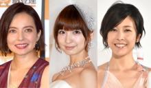 ベッキー、篠田麻里子、竹内結子ら人気芸能人が続々ゴールイン【有名人結婚まとめ】