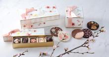 桜のショコラに新作スイーツも!「ベルアメール」のスプリングコレクションはパッケージもかわいいんです♡