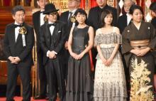 【日本アカデミー賞】『万引き家族』が最優秀作品賞、最多8冠に輝く 松岡茉優は喜びの涙