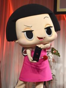 『チコちゃん』AMDアワード総務大臣賞受賞 決めぜりふ披露で会場を笑いに
