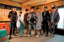 BOYS AND MEN・小林豊、ミナミの帝王・萬田銀次郎の青年時代を熱演