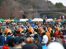 """3/17は自然・文化・歴史の街""""松戸""""で和太鼓を堪能!"""