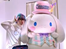 """YouTuberスカイピースの☆イニ☆、""""先輩""""としてキティちゃん絶賛「キャラが出て面白い」"""