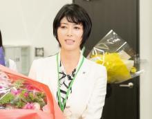 真木よう子、『原島浩美がモノ申す!』撮了「続編もあればいいな」