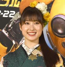 土屋太鳳、憧れの女優を前に英語であいさつ 「心臓バクバクです」