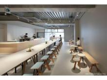 テクノロジー×デザイン×コーヒー!「dotcom space」オープン