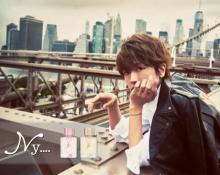 西島隆弘プロデュース香水ブランド、銀座三越でポップアップストア開催