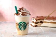 スタバの新作はデザート感あふれる一杯♡店舗で抽出したコーヒー使用の「クラシック ティラミス フラペチーノ」