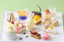 ブッフェもデザートプレートもイースター仕様に♡名古屋東急ホテルの4月限定ゆめかわスイーツをチェック♩