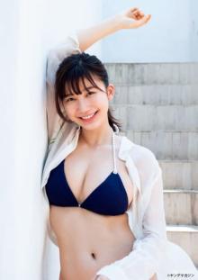 小倉優香、SEXYの新境地を開拓 グラビア界のトップランナーが美しく進化