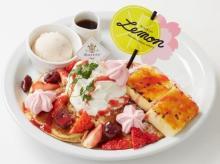 春限定、贅沢パフェもお目見え♡パンケーキ専門店Butterで「春らんまんフェア」がスタート♩