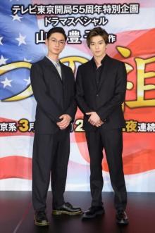 高良健吾×新田真剣佑、『二つの祖国』初共演対談 「考えるきっかけになれば」
