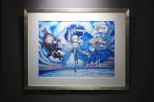 『FF』天野喜孝氏×『FGO』コラボ アルトリアやジャンヌが描かれたメインビジュアル公開