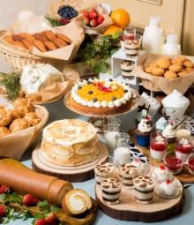 第1弾はミルク&チーズが主役の3日間♡リーガロイヤルホテル東京で25周年記念ビュッフェがスタート♩