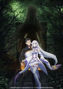 TVアニメ『Re:ゼロから始める異世界生活』第2期制作決定 PVも公開
