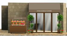 一輪だけでも抜群の存在感♡アフリカのバラ専門店「AFRIKA ROSE」が六本木ヒルズに4月OPEN♩