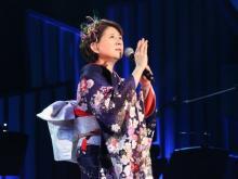 森昌子、涙ながらに引退を生報告「わがままをどうか許して」 ファンも涙「まだ早いよ!」