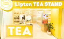 旬のあまおうがゴロゴロっと♩Lipton TEA STANDのスペシャルな期間限定フルーツインティー♡
