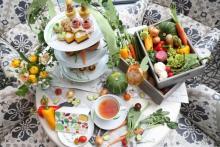 20種類の野菜づくし♡ホテル ラ・スイート神戸ハーバーランド「ハピベジアフタヌーンティー」が5月スタート!