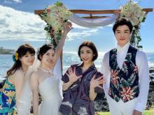 ハワイ舞台にしたショートドラマに岡本杏理、山谷花純ら出演