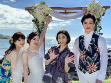 美しいハワイを舞台に6つのショートドラマをお届け!