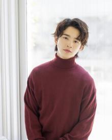 『オオカミくん』出演の鈴木康介、初ドラマは娯楽時代劇『赤ひげ』