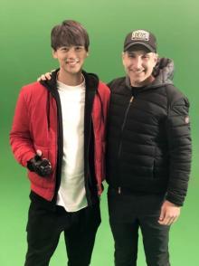 竹内涼真、カメオ出演でハリウッドデビュー 『名探偵ピカチュウ』でポケモントレーナー役