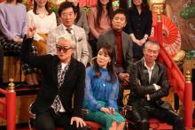 浅野ゆう子、陣内孝則、柳葉敏郎&フジテレビ歴代女性アナウンサー大集合でハプニングが!?