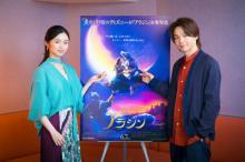 中村倫也、実写映画『アラジン』で主人公・アラジン役「珍しく鳥肌が立った」