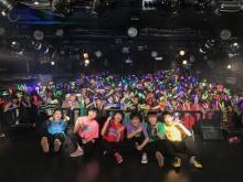 BOYS AND MEN 研究生、即完の東京公演に感無量「限界値を超えていくのが伝わってくる」