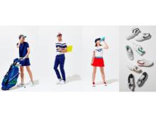 スポーツMIXが映える!タウンユース可能なゴルフウェア誕生
